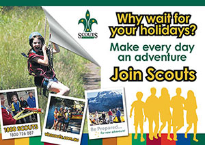 Join Scouts!